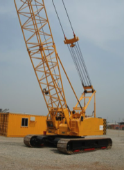 P & H  550-AS: CRAWLER CRANE Rental equipment nigeria