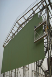 SUSPENDED SCAFFOLDING for rent Nigeria